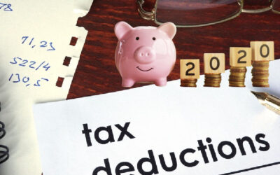 Year End Tax Savings and Deductions