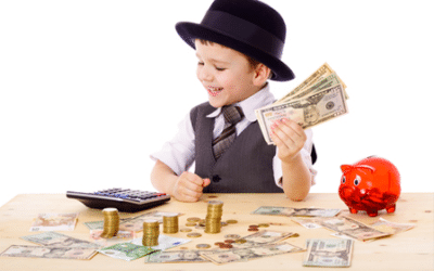 Teaching Children about Finances and Self Reliance