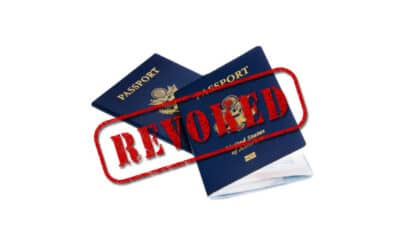 IRS Urges Travelers Requiring Passports to Pay Their Taxes or Enter into Payment Agreements; (People Owing More than $50,000)